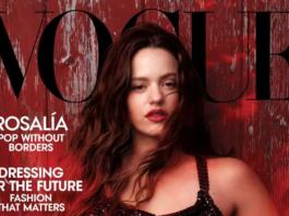Rosalía Vogue